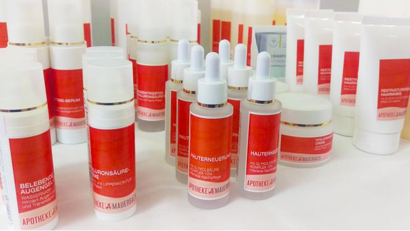 Apotheke Mauerbach Kosmetik - Eigenmarke